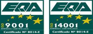 Certificados iso EQA 9001 14001