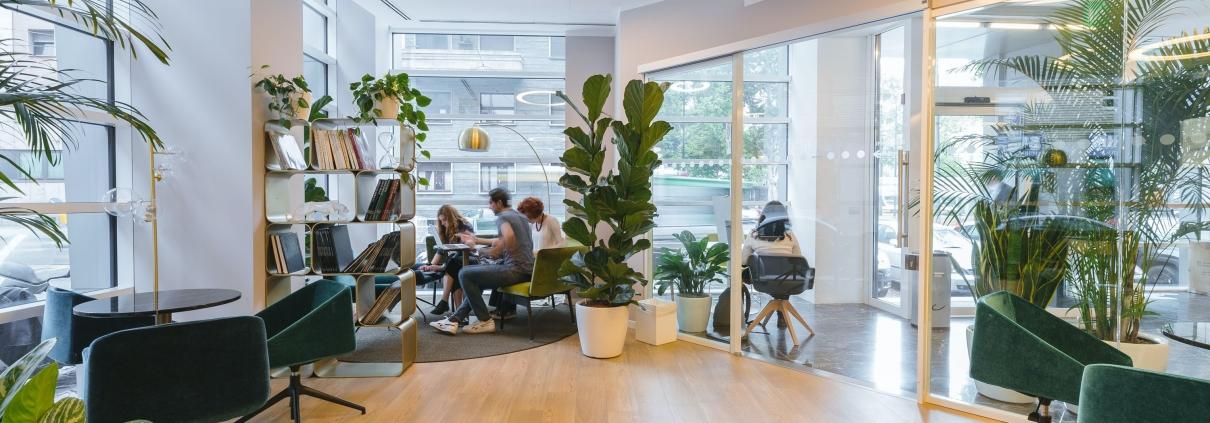 Mudanzas en Sevilla para oficinas